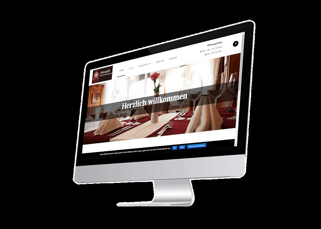 onlinemacher.ch webdesign