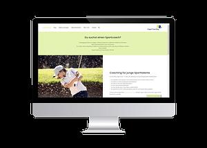 onlinemacher.ch webseite fuer gogel coaching
