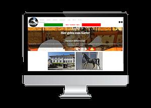 onlinemacher.ch webseite fuer restaurant rössli